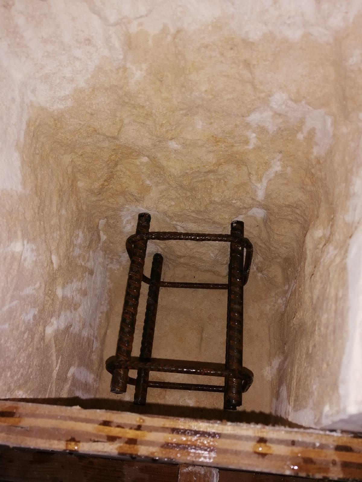 Démolition d'un mur porteur à Colombes. Renforcement par IPN - Agrandissement d'une baie